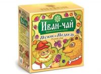 Иван-чай «Мужик и медведь» фильтр-пакеты