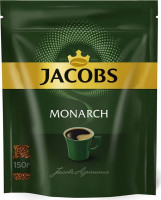 Кофе растворимый Jacobs Monarch 150г