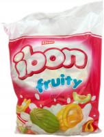 Леденцы с фруктовой начинкой «Ibon Fruity» 1000г